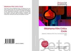 Обложка Oklahoma Film Critics Circle