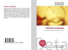 Buchcover von Naasioi Language