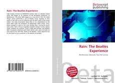 Borítókép a  Rain: The Beatles Experience - hoz
