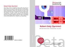 Portada del libro de Robert Daly (Sprinter)