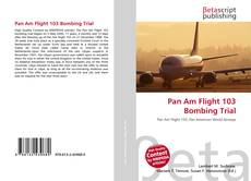 Bookcover of Pan Am Flight 103 Bombing Trial
