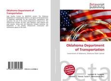 Oklahoma Department of Transportation kitap kapağı