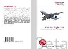 Bookcover of Pan Am Flight 151