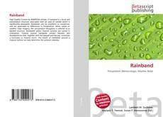 Capa do livro de Rainband