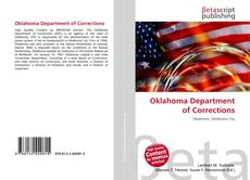 Portada del libro de Oklahoma Department of Corrections