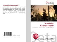 Al-Mahwit (Gouvernement)的封面