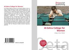 Bookcover of Al-Zahra College for Women