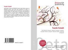 Portada del libro de Tarek Fatah