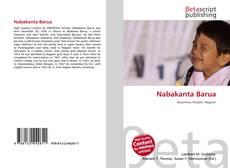 Bookcover of Nabakanta Barua