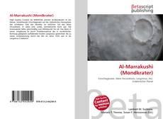 Couverture de Al-Marrakushi (Mondkrater)