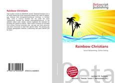 Buchcover von Rainbow Christians