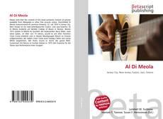 Buchcover von Al Di Meola