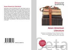 Bookcover of Asian American Literature