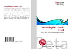 Bookcover of Pan-Malaysian Islamic Front