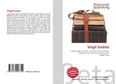 Bookcover of Virgil Suárez