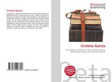 Bookcover of Cristina García