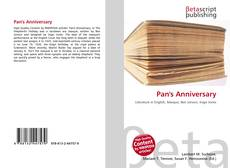 Bookcover of Pan's Anniversary