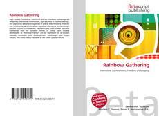 Buchcover von Rainbow Gathering