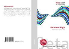 Capa do livro de Rainbow High