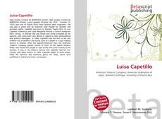 Copertina di Luisa Capetillo