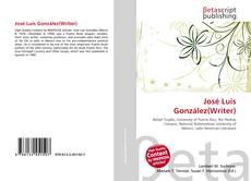 Bookcover of José Luis González(Writer)