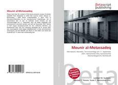 Bookcover of Mounir al-Motassadeq