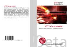 Buchcover von HTTP Compression