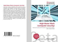 High-Water Mark (computer security) kitap kapağı