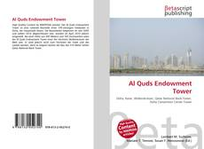 Copertina di Al Quds Endowment Tower