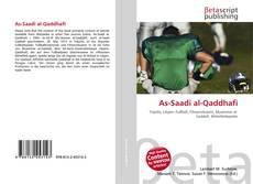 As-Saadi al-Qaddhafi kitap kapağı