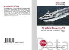 Buchcover von Al-Salam Boccaccio 98