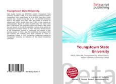 Portada del libro de Youngstown State University