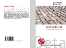 Bookcover of Rainbow Parade