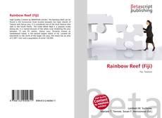 Bookcover of Rainbow Reef (Fiji)