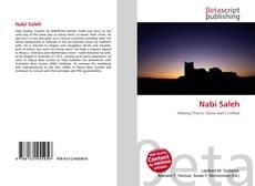Nabi Saleh的封面