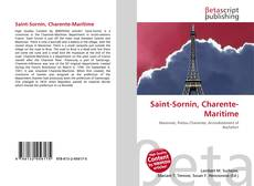 Bookcover of Saint-Sornin, Charente-Maritime