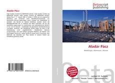 Bookcover of Aladár Pácz