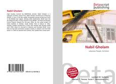 Bookcover of Nabil Gholam