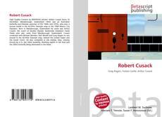 Bookcover of Robert Cusack