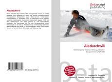 Portada del libro de Aladaschwili