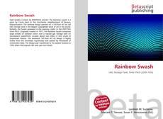 Capa do livro de Rainbow Swash