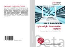 Portada del libro de Lightweight Presentation Protocol