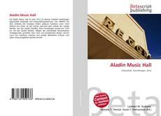 Portada del libro de Aladin Music Hall