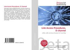 Bookcover of Link Access Procedures, D channel