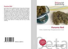 Capa do livro de Panama Red