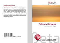 Capa do livro de Rainbow Hologram