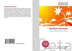 Capa do livro de Rainbow Retreats