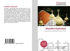 Couverture de Alaeddin Keykubad