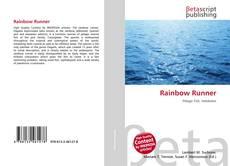Capa do livro de Rainbow Runner