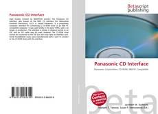 Copertina di Panasonic CD Interface